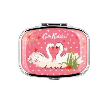 Cath Kidston Berry Compact Mirror & Lip Balm