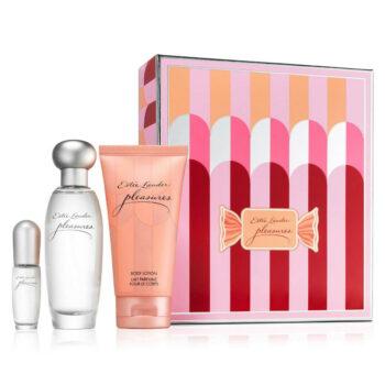 Estee Lauder Pleasures Favourites Trio 50ml EDP Gift Set