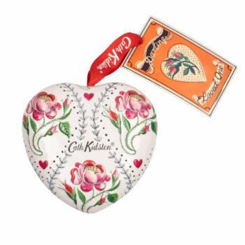 KIND KEEP HEART SOAP HEART TIN