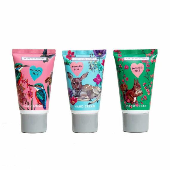 Nathalie Lete Forest Folk Mini Hand Creams 2