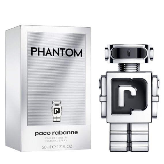 Paco Rabanne Phantom Eau de Toilette 50ml 2