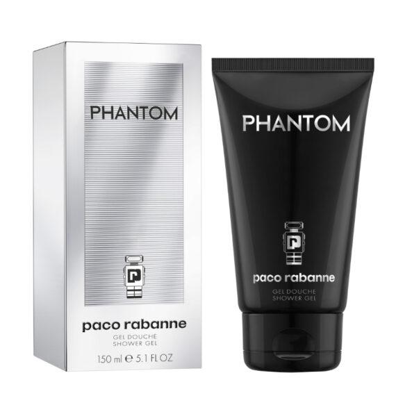 Paco Rabanne Phantom Shower Gel 150ml 2