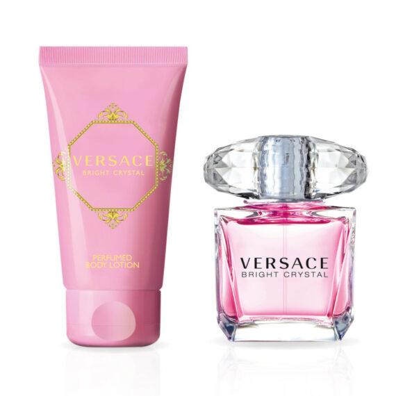 Versace Bright Crystal 30ml Eau de Toilette Gift Set 2