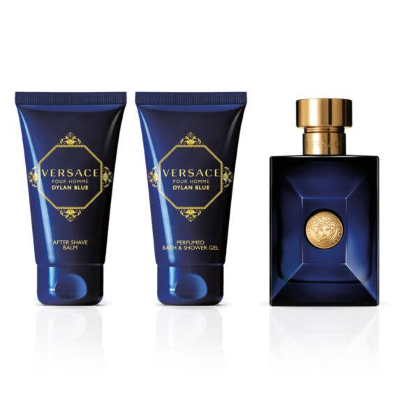 Versace Dylan Blue 50ml Eau de Toilette Gift Set 2