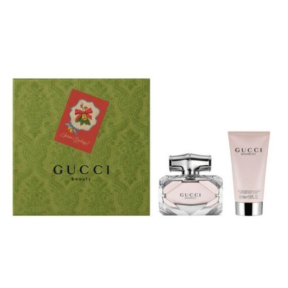 gucci bamboo gift set 50 21
